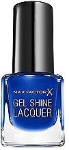 Parfüm, Parfüméria, kozmetikum Gél lakk - Max Factor Gel Shine Lacquer