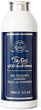 Parfüm, Parfüméria, kozmetikum Taylor of Old Bond Street Mr Taylor Luxury Talcum Powder - Hintőpor