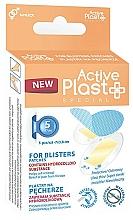 Parfüm, Parfüméria, kozmetikum Sebtapasz hólyagra - Ntrade Active Plast Special For Blisters Pathes
