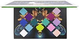 Parfüm, Parfüméria, kozmetikum Szemhéjfesték paletta - Moira Never Ending Lights Shadow Palette