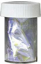 Parfüm, Parfüméria, kozmetikum Üveg hatású körömdíszítő fólia - Ronney Professional Transfer Glass Foil