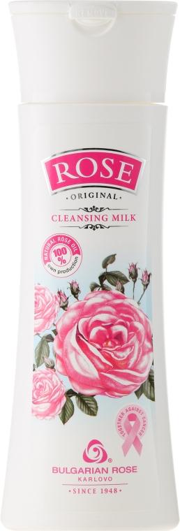 Sminklemosó tej rózsavajjal - Bulgarian Rose Rose Original Clearsing Milk — fotó N1