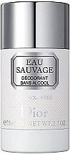 Parfüm, Parfüméria, kozmetikum Dior Eau Sauvage - Dezodor stift