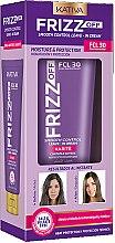Parfüm, Parfüméria, kozmetikum Hajformázó krém - Kativa Frizz Off Smooth Control Leave-In Cream Karite
