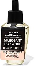 Parfüm, Parfüméria, kozmetikum Bath and Body Works Mahogany Teakwood High Intensity Wallflowers Fragrance - Aroma diffúzor (tartalék blokk)