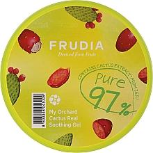 "Parfüm, Parfüméria, kozmetikum Univerzális gél ""Kaktusz"" - Frudia My Orchard Cactus Real Soothing Gel 97%"