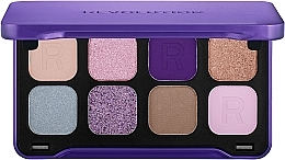 Parfüm, Parfüméria, kozmetikum Szemhéjfesték paletta, 8 árnyalat - Makeup Revolution Forever Flawless Dynamic