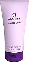 Parfüm, Parfüméria, kozmetikum Aigner Ladies Day Bath & Shower Gel - Tusfürdő