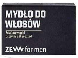 Parfüm, Parfüméria, kozmetikum Hajápoló szilárd szappan - Zew For Men Hair Soap