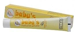 Parfüm, Parfüméria, kozmetikum Baba krém - Styx Naturcosmetic Baby's Natural Care