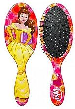 """Parfüm, Parfüméria, kozmetikum Hajfésű """"Belle"""" - Wet Brush Disney Princess Original Detangler Belle"""
