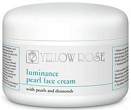 Parfüm, Parfüméria, kozmetikum Gyöngy arckrém - Yellow Rose Luminance Pearl Face Cream
