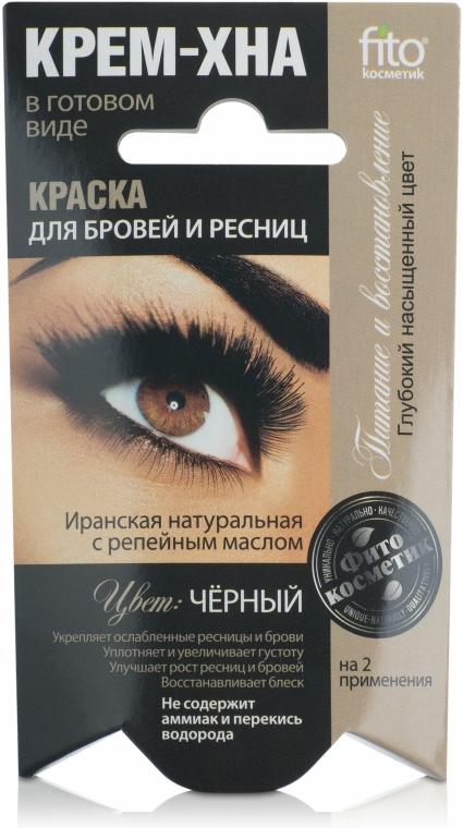 Henna szemöldökre és szempillára - Fito Kozmetikum
