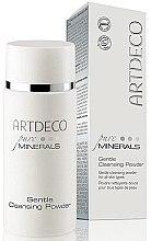 Parfüm, Parfüméria, kozmetikum Puha tisztító púder - Artdeco Pure Minerals Gentle Cleansing Powder