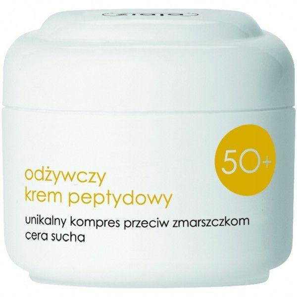 """""""Regeneráló"""" peptides arckrém - Ziaja Face Cream"""