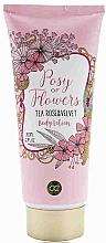 Parfüm, Parfüméria, kozmetikum Testtej - Accentra Posy of Flowers Tea Rose Velvet Body Lotion