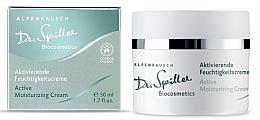 Parfüm, Parfüméria, kozmetikum Aktív hidratáló krém - Dr. Spiller Alpenrausch Active Moisturizing Cream
