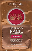 Parfüm, Parfüméria, kozmetikum Önbarnító kendő - L'oreal Sublime Self-Tan Face And Body Wipes