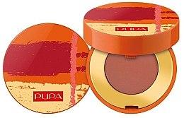 Parfüm, Parfüméria, kozmetikum Kompakt matt szemöldökfesték - Pupa Summer Escape Intense Shadow