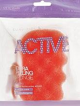 Parfüm, Parfüméria, kozmetikum Peeling szivacs - Suavipiel Active Esponja Extra Peeling