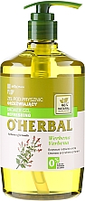 Parfüm, Parfüméria, kozmetikum Frissítő tusoló gél vasfű kivonattal - O'Herbal Refreshing Shower Gel