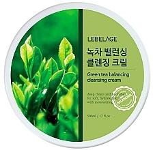 Parfüm, Parfüméria, kozmetikum Tisztító krém - Lebelage Green Tea Balancing Cleansing Cream