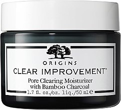 Parfüm, Parfüméria, kozmetikum Arckrém - Origins Clear Improvement Pore Clearing Moisturizer With Bamboo Charcoal