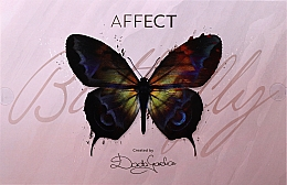 Parfüm, Parfüméria, kozmetikum Sminkpaletta - Affect Cosmetics Butterfly Makeup Palette