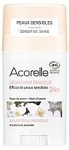 Parfüm, Parfüméria, kozmetikum Dezodor-stift - Acorelle Deodorant Stick Gel Heart Of Jasmine