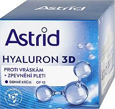 Parfüm, Parfüméria, kozmetikum Arckrém, nappali - Astrid Hyaluron 3D