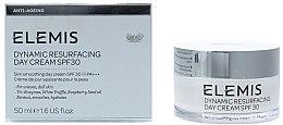 """Parfüm, Parfüméria, kozmetikum Nappali arckrém """"Dinamikus megújúlás"""" - Elemis Dynamic Resurfacing Day Cream SPF 30"""