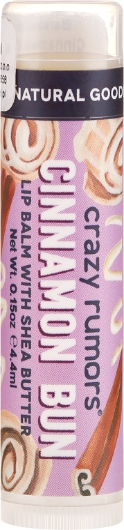 Ajakápoló balzsam - Crazy Rumors Cinnamon Bun