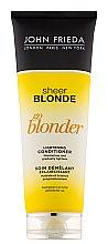Parfüm, Parfüméria, kozmetikum Kondicionáló szőke hajra - John Frieda Sheer Blonde Soin Demelant Eclaircissante Go Blonder
