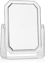 Parfüm, Parfüméria, kozmetikum Kétoldalas kozmetikai tükör, 19.5x14.5 cm - Titania