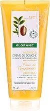 Parfüm, Parfüméria, kozmetikum Krémtusfürdő - Klorane Cupuacu Frangipani Flower Nourishing Shower Cream