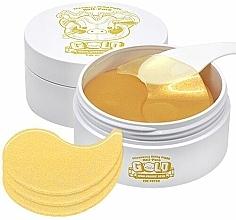 Parfüm, Parfüméria, kozmetikum Fiatalító hidrogél szemtapasz arannyal és hialuronsavval - Elizavecca Gold Hyaluronic Acid Eye Patch