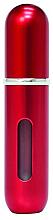 Parfüm, Parfüméria, kozmetikum Újratölthető parfümszóró, piros - Travalo Classic HD Red Refillable Spray