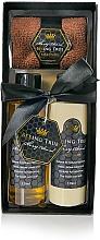 Parfüm, Parfüméria, kozmetikum Szett - Beeing True (sh/gel 125ml +sh/balm 125ml +törölköző)