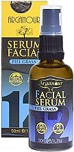 Parfüm, Parfüméria, kozmetikum Arcszérum zsíros bőrre - Arganour 12 For Oily Skin