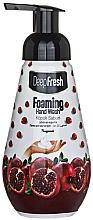 """Parfüm, Parfüméria, kozmetikum Kézmosó hab """"Gránátalma"""" - Aksan Deep Fresh Foaming Hand Wash Pomegranate"""