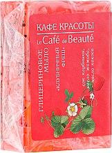 "Parfüm, Parfüméria, kozmetikum Glicerin szappan ""Eper fresh"" - Le Cafe de Beaute Glycerin Soap"