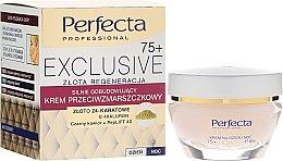 Parfüm, Parfüméria, kozmetikum Regeneráló ránctalanító krém - Perfecta Exclusive Face Cream 75+