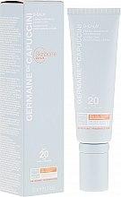 Parfüm, Parfüméria, kozmetikum Korrigáló arckrém - Germaine de Capuccini B-Calm Correcting Moisturising Cream SPF20