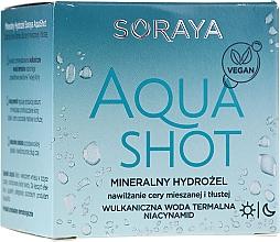 Parfüm, Parfüméria, kozmetikum Ásványi arczselé - Soraya Aquashot