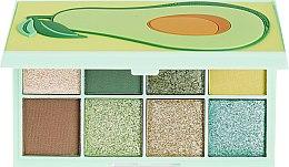 Parfüm, Parfüméria, kozmetikum Szemhéjfesték paletta - I Heart Revolution Mini Tasty Avocado Eyeshadow Palette