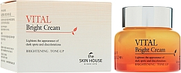 Parfüm, Parfüméria, kozmetikum Vitaminizált krém egyenletes arctónushoz - The Skin House Vital Bright Cream