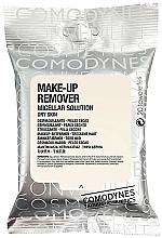 Parfüm, Parfüméria, kozmetikum Tisztító törlőkendők száraz bőrre - Comodynes Make-up Remover Micellar Solution