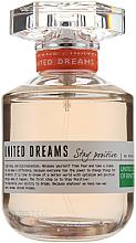 Parfüm, Parfüméria, kozmetikum Benetton United Dreams Stay Positive - Eau De Toilette (teszter kupakkal)