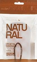 Parfüm, Parfüméria, kozmetikum Masszázs fürdőszivacs - Suavipiel Natural Vegetal Massage Sponge