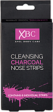 Parfüm, Parfüméria, kozmetikum Pórustisztító maszk szénnel - Xpel Marketing Ltd Body Care Cleansing Charcoal Nose Strips